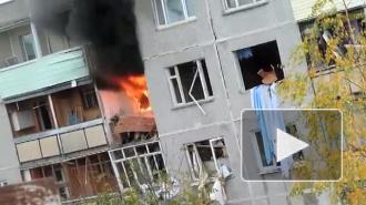 В доме в Бронницах могли делать взрывное устройство
