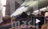 Опубликовано видео задержания мужчины, захватившего самолет Сургут-Москва