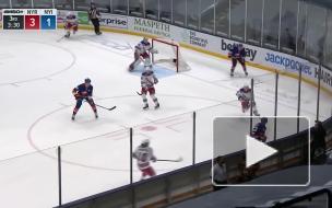 """""""Нью-Йорк Рейнджерс"""" обыграли """"Нью-Йорк Айлендерс"""" в матче НХЛ"""