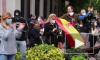 Испанцы вышли протестовать с кастрюлями за снятие карантина