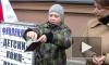 Роберт Рантала порвал свой паспорт перед финским консульством