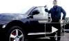 """В Москве задержали гонщика на Porsche Cayenne, называющего себя """"Чёрным дьяволом"""""""