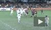 Видео: Сборные Бельгии и Грузии начали матч с массовой драки
