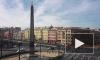Петербуржцы сняли на видео крестный ход в честь Александра Невского