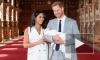 Принц Гарри и Меган Маркл показали новорожденного сына через два дня после рождения