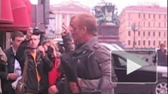 У Стинга в Петербурге сбываются мечты