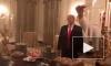 Дональд Трамп на званном ужине при свечах накормил чемпионов фастфудом