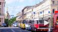 Раритетные троллейбусы и автобусы прошли по Невскому ...