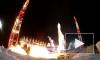 """Видео от Минобороны: ВКС РФ запустили на орбиту космический аппарат """"Космос-2525"""""""