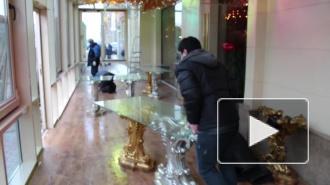 В Московском районе демонтируют пристройки к трем ресторанам