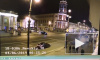 Появилось видео тройного ДТП на Невском проспекте