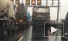 В Петербурге из-за снежного шторма объявлен жёлтый уровень опасности