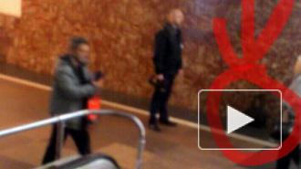 """На """"Площади Восстания"""" обезвредили самодельное взрывное устройство"""