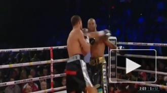 Боксер Ковалев отстоял титул чемпиона