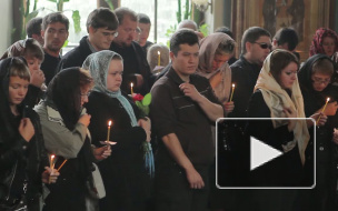"""Диму """"Никифоровну"""" Чекова похоронили на Киновиевском кладбище"""