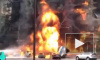 Катастрофа в Алма-Ате: горящий бензовоз поджег улицу, есть жертвы