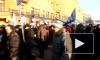 Акция «За честные выборы» в Петербурге временами напоминала Первомай