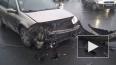 В ДТП с полицейской машиной в центре Петербурга пострадали ...