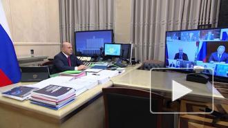 Мишустин представил правительству новых министров
