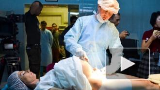 """""""Тест на беременность"""": на съемках 7, 8 серий актерам полюбился окровавленный каучуковый ребенок"""