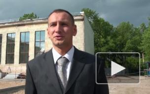 Крыша школы под Петербургом рухнула из-за обвала балки