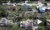 Видео последствий: в США торнадо бросил автомобиль на жилой дом и убил хозяина дома
