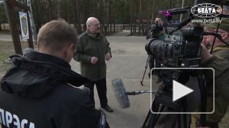 Лукашенко завил, что на его устранение организаторы покушения выделили 10 миллионов долларов