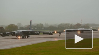 США перебросили бомбардировщики с Гуама на материк