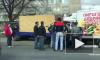 На Софийской водителя грузовика зажало в кабине после ДТП