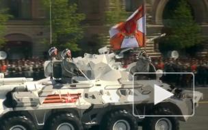 Почти 50% россиян пойдут на парад 9 мая