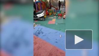 В Китае мужчина напал на детский сад, ранены 18 человек