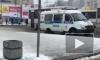 """Видео: ОМОН работает на закрытой станции """"Купчино"""""""