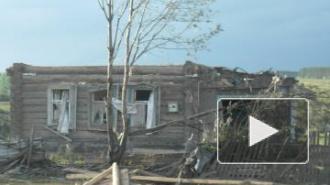 Ураган в Башкирии унес жизни 2 человек, еще 50 пострадали