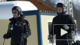 Путин и Медведев прокатились на горных лыжах в Сочи