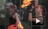 Укротители огня показали фееричное шоу на Горьковской