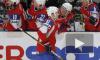 Патрик Торесен сравнял счет в 1/4 финала Чемпионата Мира Россия-Норвегия