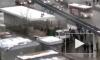 """Видео: в переходе у метро """"Коломенская"""" взорвался газовый баллон, есть пострадавшие"""