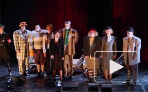 Театр из Владивостока показал Петербургу свою Эдит Пиаф