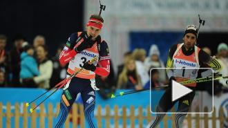 Кубок мира по биатлону: Норвежцы выиграли эстафету, у России – бронза