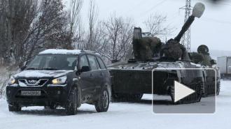 Новости Новороссии: артиллерия Украины ночью нанесла удар по аэропорту Донецка