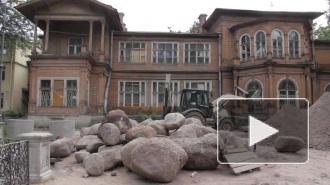 Петербуржцев зовут веселиться в аварийной даче Громова