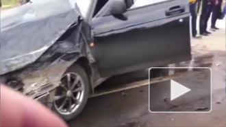 Авария в Чапаевске 17 апреля: две молодые девушки госпитализированы с травмами