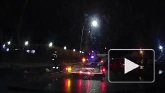 Полиция возбудила уголовное дело после смертельного ДТП на Петергофском шоссе
