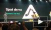 Робопес Boston Dynamics упал на сцене во время презентации
