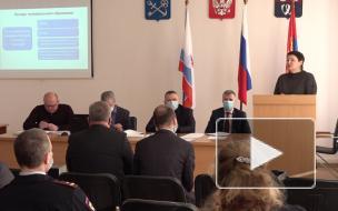 В Выборге прошло совещание с главами администраций поселений